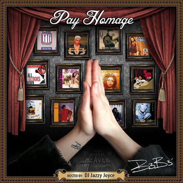 Pay Homage Mixtape