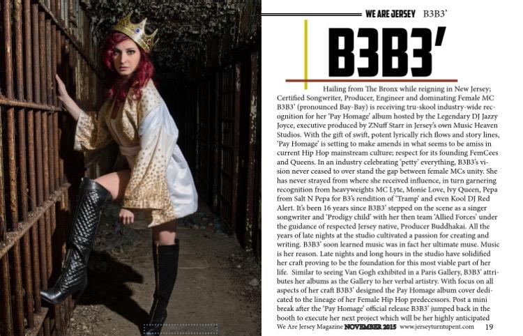 b3b3 magazine